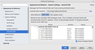 android gradle sdl2 application for android built by gradle 4