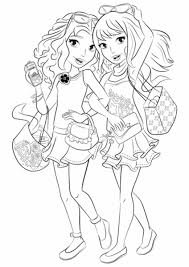 lego friends coloring page lego friends printable coloring pages printable coloring pages