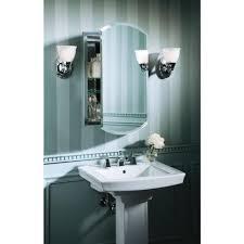 bathroom cabinets kohler recessed medicine cabinets recessed