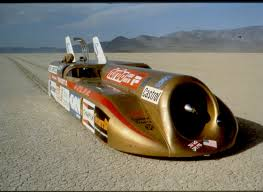 Speed Of Light In Miles Per Hour The World U0027s Two Fastest Men On Driving At 633 Mph In Thrust2 Youtube