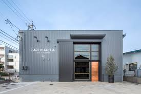 Blue Door Barnes by R Art Of Coffee Iks Design Archdaily