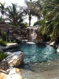 Best Pool Designs Images On Pinterest Small Backyards Small - Backyard beach design