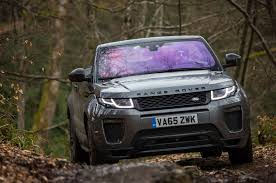 retro range rover 2017 range rover evoque convertible review