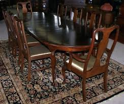 Cherry Wood Dining Room Set by Dining Table Thomasville Queen Anne Cherry Dining Room Set Ethan