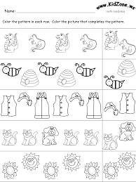 patterns in kindergarten patterns review 2