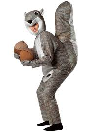 Funny Halloween Costumes For Adults Squirrel Costume Funny Animal Halloween Costumes For Adults
