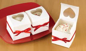Favor Boxes by Hortense B Hewitt Wedding Accessories Cupcake Favor