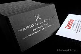 black business card premium black business cards exclusively from
