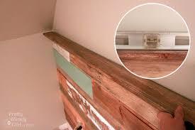 scrap wood wall how to install a scrap wood wall pretty handy