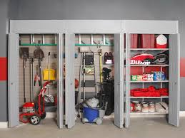 garage decorating ideas garage organization ideas with wall built in pegboard and steel