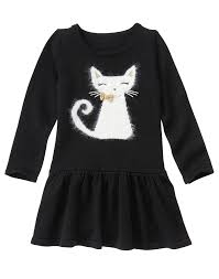 halloween fleece and sparkly halloween looks for girls from gymboree