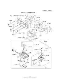 kawasaki fd731v fs00 4 stroke engine fd731v parts diagrams