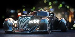 cgtalk modern art deco automotive design michael heath 3d