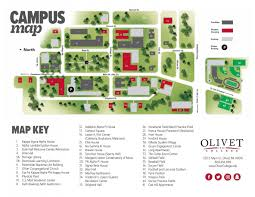 Google Map Michigan by Maps U0026 Directions Olivet College