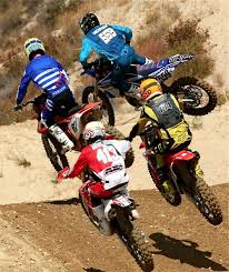 motocross action mag rem motocross race report some came to play some to work