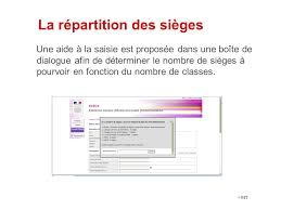 calcul repartition sieges elections professionnelles elections des representants des parents d eleves au conseil d ecole