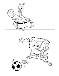 spongebob squarepants coloring pages coloringpages1001 com