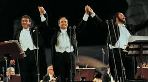 pavarotti and football 5 the three tenors concert in