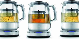 amazon tea breville u0027s one touch automatic tea maker hits amazon low at 189