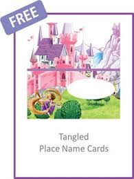 251 rapunzel tangled printables images