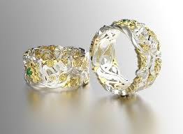 jewellery rings silver images How to clean jewelry that is both silver and gold how to clean jpg