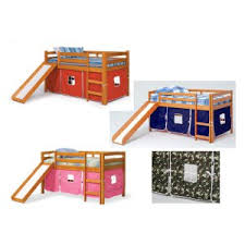 Boys Bunk Beds With Slide Bunk Beds With Slide On Hayneedle Loft Beds With Slide