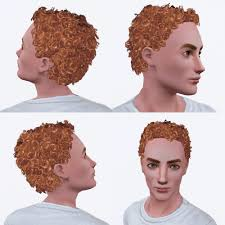 the sims 3 hairstyles and their expansion pack mod the sims cherub curly hair all ages both genders true
