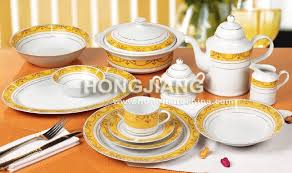 china porcelain dinner set ceramic supplier hongjiang ceramic