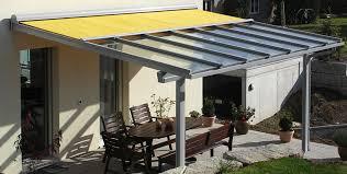 glass roof system stobag sonnen und wetterschutz