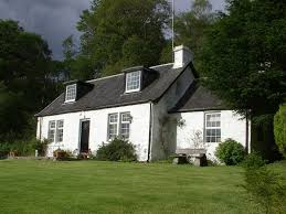dubh loch cottage on the banks of loch homeaway stirling