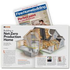 Finehomebuilding Com Fine Homebuilding Pro Home 2017 Illustration John Hartman