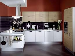 kitchen cabinets delectable natural brown wooden color paint