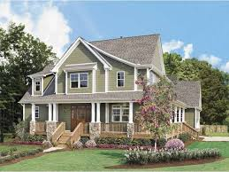 Craftsman Style House Plans With Wrap Around Porch 36 Best Home Plan Ideas Images On Pinterest Country House Plans