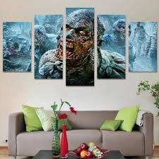 Zombie Bedroom Ideas Online Buy Wholesale Walking Dead Decorations From China Walking