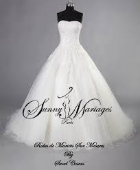 robe de mari e princesse pas cher robes de mariee bustier dentelle et perles jupe en tulle