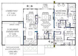 Modern Contemporary House Floor Plans   modern house floor plans contemporary design good and comfortable