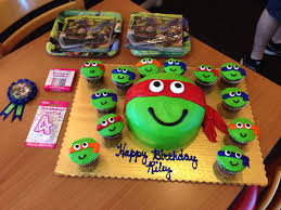 teenage mutant ninja turtles cake ideas decorating 35132 t