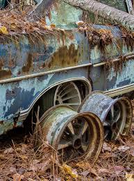 rusty car white background elevation of white ga usa maplogs