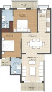 1128 sq ft 2 bhk 2t apartment for sale in landmark group golden