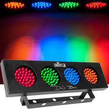 disco light chauvet dj bank led disco light easily adds colour to any party
