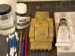 how to use paint washes to create depth u2013 scale model guide