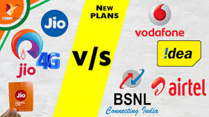 idea plans jio sim v s vodafone airtel bsnl idea all new launched plan