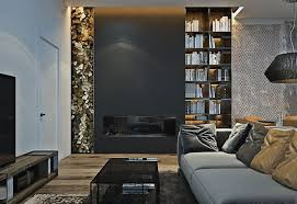 Gray Sofa Living Room Ideas Black And Grey Living Room Ideas U2013 Modern Home Interiors In Dark