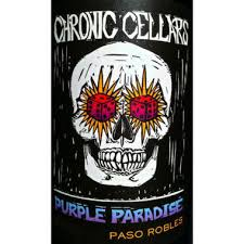 chronic cellars sofa king bueno cellars purple paradise paso robles zinfandel