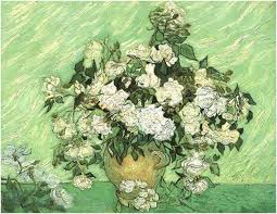 Drawings Of Flowers In A Vase Vincent Van Gogh Flowers And Floral Paintings