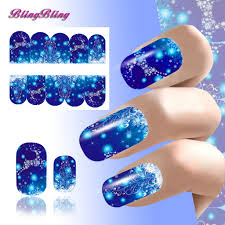 online buy wholesale snowflakes nail art from china snowflakes