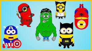 minions masquerade spiderman hulk batman suits maleficent