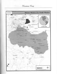 Cuernavaca Mexico Map by