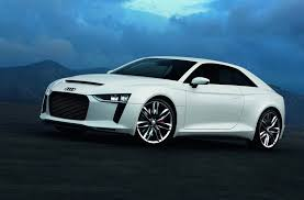 audi quattro horsepower frankfurt bound audi quattro concept is based on a6 powered by