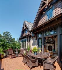 cabin style elegant cabin style for a mountain home roth real estate